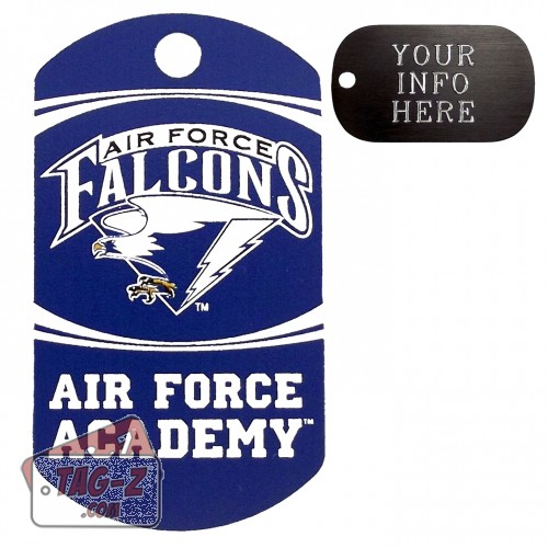 Air Force Academy Falcons NCAA Pet Tag