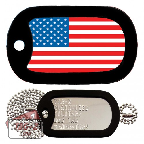 Tag-Z American Flag Full Set