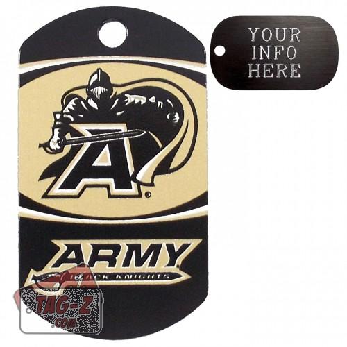 Army Black Knights NCAA Pet Tag