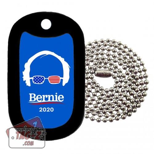 Bernie Sanders Dog Tag Necklace