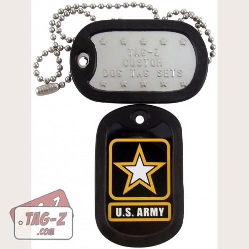 Tag-Z U.S. Army Dog Tag Set