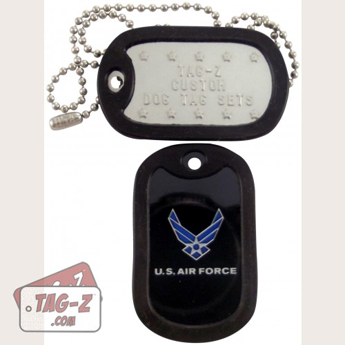 Tag-Z U.S. Air Force Dog Tag Set