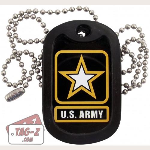 Tag-Z U.S. Army Dog Tag Necklace