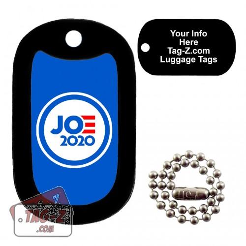 Joe Biden LUGGAGE TAG Tag-Z