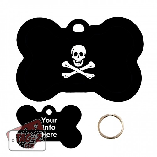 Jolly Roger BONES - Bone Shape