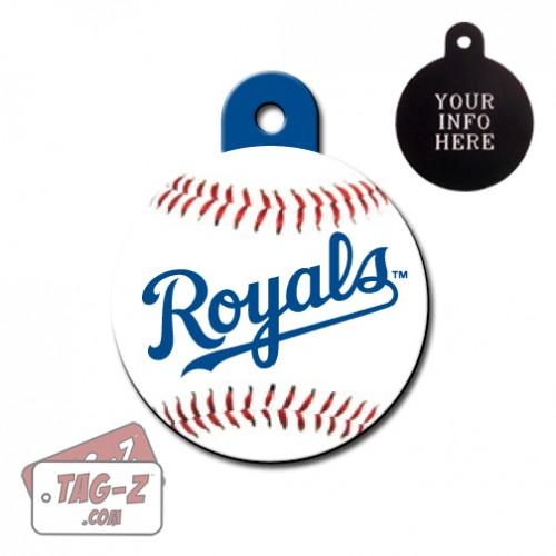 Kansas City Royals MLB Pet Tag