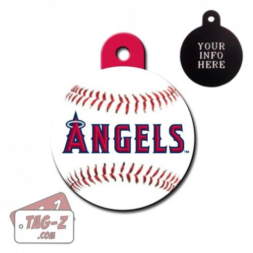 Los Angeles Angels of Anaheim MLB Pet Tag