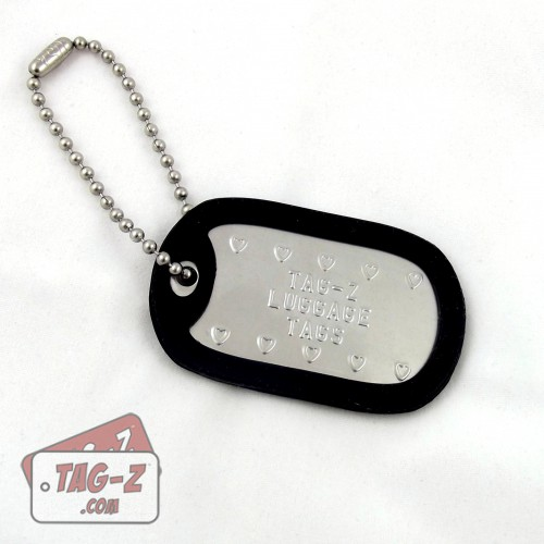 Tag-Z Custom Embossed Pet Tags
