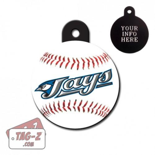 Toronto Blue Jays MLB Pet Tag